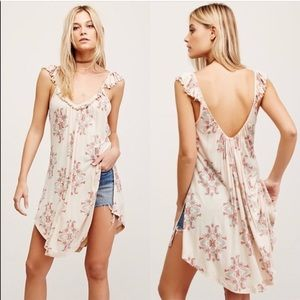 NEW Free People Drifter Ribbed Sleeveless Tank Top